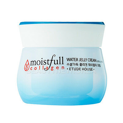 [ETUDE HOUSE] Moistfull Collagen Water Jelly Cream 75ml / Hydrate & moisturize