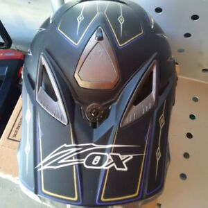 Zox Motorcycle Helmet Sz Small BRAND NEW