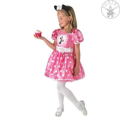 RUB 3888830 Minnie Mouse Pink Cupcake Disney Kinder Kostüm Kleid Kinderkostüm