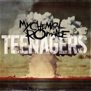 My Chemical Romance - Teenagers (CD Single)