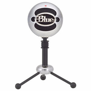 New Blue Microphones Snowball USB Microphone London Ontario image 1