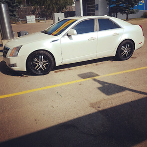 2009 cts all wheel loaded