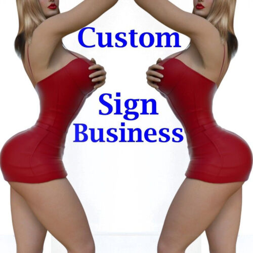 Custom Sign Business For Sale (Building Diagrams and Instructions) No Exp Needed
