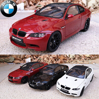 2007 BMW 3 Series M3 Coupe E92 - Kyosho 1/18 Diecast Car Model Collection Gift 3 Series Diecast Model