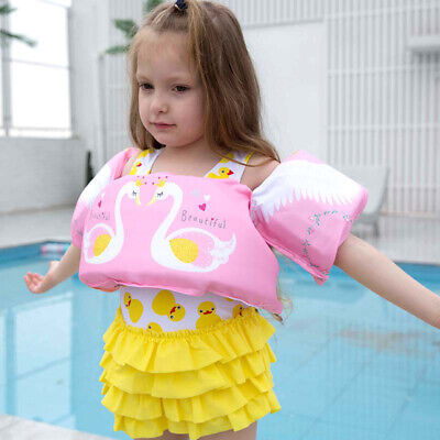 Hot Puddle Jumper Swimming Deluxe Cartoon Life Jacket safety Vest for Kids - Childrens Safety Vest