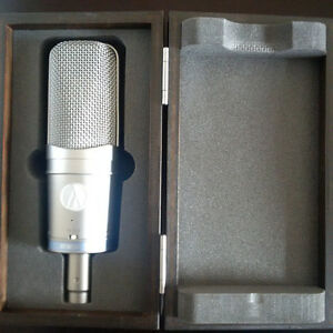 Full Mic pack+ Audio Technica AT4050/LE Multi-pattern microphone