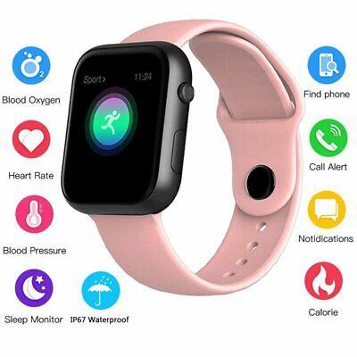 Waterproof Women Smart Watch Women Gifts Heart Rate Bracelet For iPhone Android