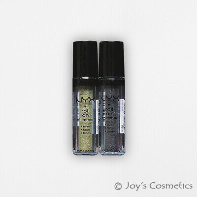 Shimmer Roll - 1 NYX Roll On Eye Shimmer - RES