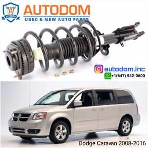 New Strut Assembly Dodge Caravan 2008-16