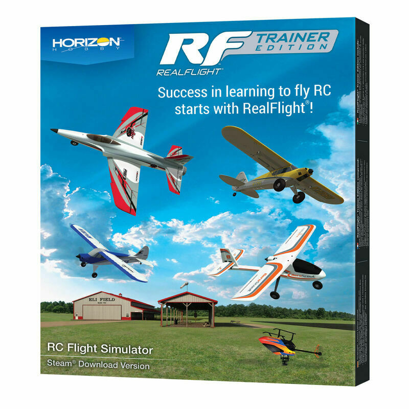 Real Flight RFL1205 Trainer Edition for Steam Download Version Only