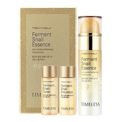 [TONYMOLY] Timeless Ferment Snail Essence 50ml / Anti-wrinkle, whitening