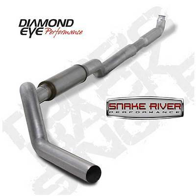 Diamond Eye K4102A Turbo-Back Exhaust Kit