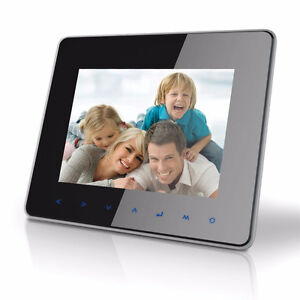 Coby 8-Inch Photo Frame with Multimedia Playback DP870 (Contemp