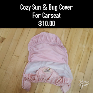 Sun and Bug Cover