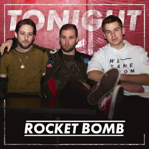 Rocket Bomb looking for bass player