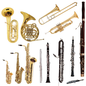 Any band instruments lying around collecting dust?