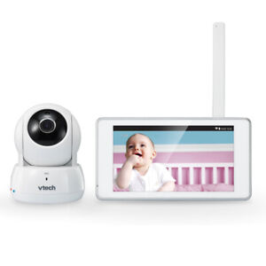 VTech VM991 Expandable HD Video Baby Monitor with Wi-Fi and Pan