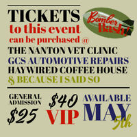 LIVE MUSIC & More in Support of Nanton's Animal Shelter!
