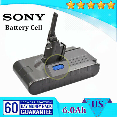 21.6V 6000mAh Replacement Battery For Dyson V8 Animal Vacuum Cleaner Sony Cell