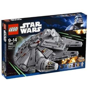 Lego 7965 Star wars neuf, boîte jamais ouverte, à moitié prix