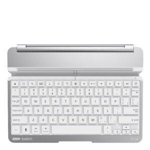Belkin QODE Thin Type Keyboard Case for iPad Air (White)