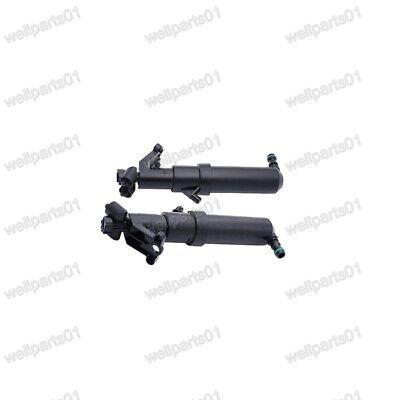 1Pair Headlight Washer Fluid Jet LH RH For Mercedes Benz C230 C240 C280 AMG