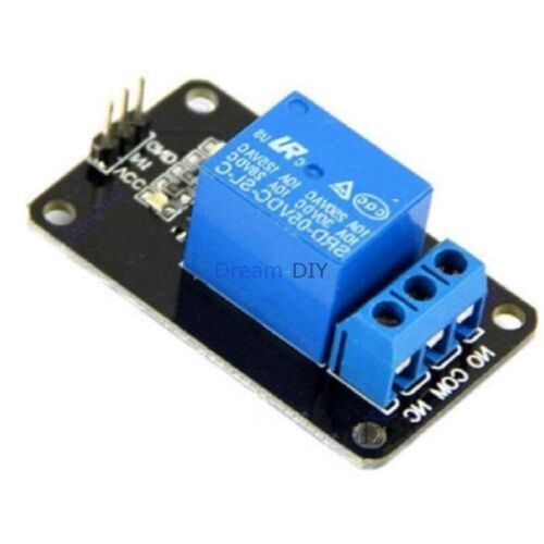 new 5V 1 Channel Relay Module board For MCU Arduino PIC AVR DSP ARM