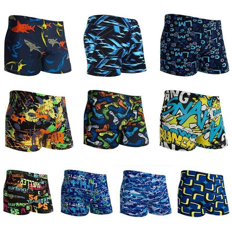 Mens Swimwear Swim Trunks Shorts Summer Beach Surfing Bathing Suit Swimsuit US
