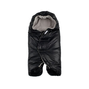 7 A.M. Enfant Nido for Carseat - Size Small (0-6M) - Black