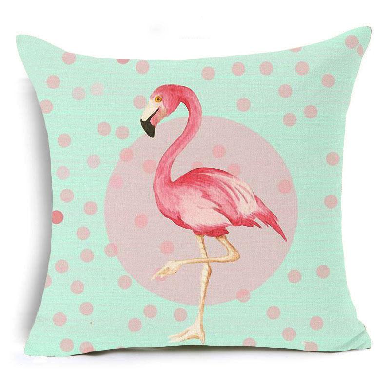 разберемся, картинка с фламинго на голубом фоне для