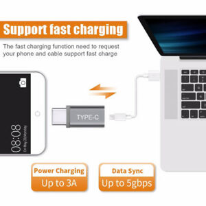 USB C Adapter,USB C to Micro USB FEMALE 5146554028/sms