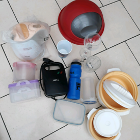House clearance: Kitchen stuff