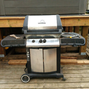 Natural Gas Sterling BBQ