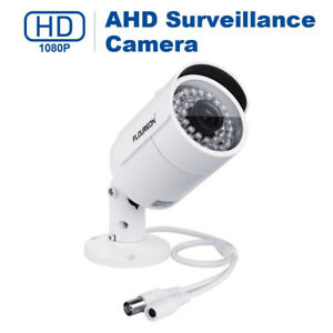 House Security Camera 1080P AHD CCTV DVR Bullet Camera, Outdoor