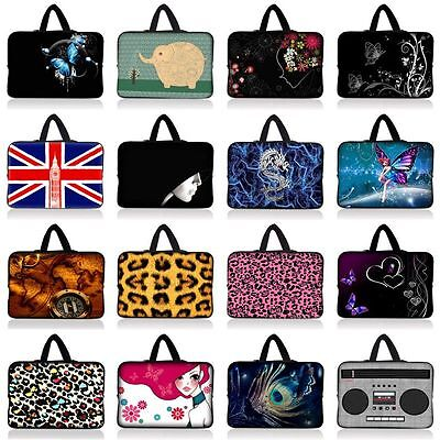 """14"""" Laptop Sleeve Notebook Case Cover Carry Bag For HP Chrom"""