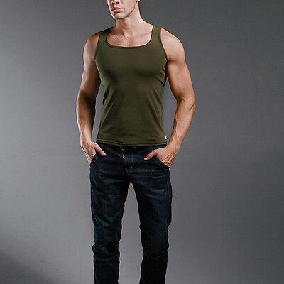 personnalis homme superman t shirt coton gym d bardeurs longerons musculation ebay. Black Bedroom Furniture Sets. Home Design Ideas