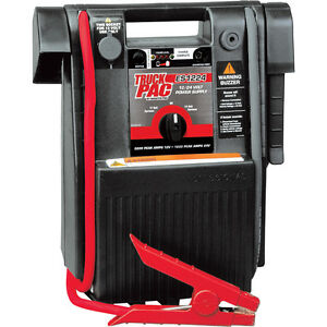 Truck PAC ES1224 12 volt and 24 volt battery booster