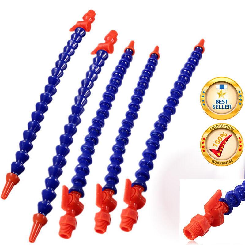 für Wasserkühlung Kühlmittelrohr Schlauch flexibel Wasser Öl einstellbar