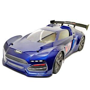 HoBao-Hyper-VT-1-8-On-Road-4wd-Nitro-GT-80-Kit-w-2-Speed-Transmission-HB-VT