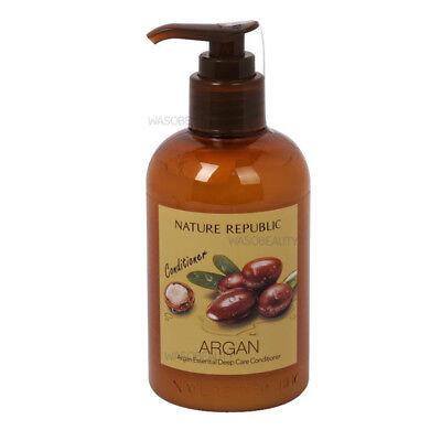 Nature Republic Argan Essential Deep Care Conditioner 300ml