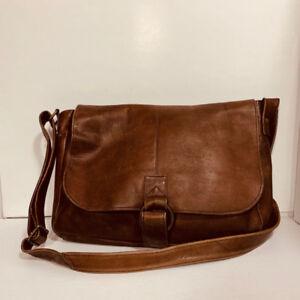 Unisexe - sac en cuir -  VINTAGE
