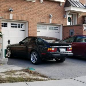 FOR SALE 1988 PORSCHE 944 S PROJECT CAR.......