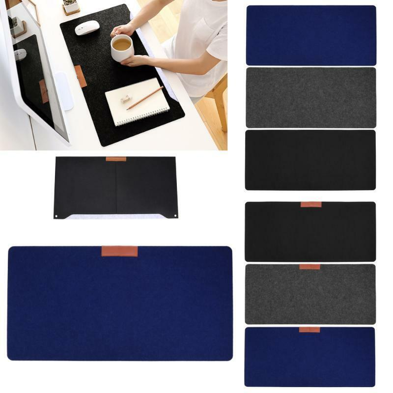 Computer Desk Table Pad Soft Mouse Keyboard Gamer Mat Laptop