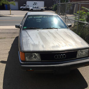 1987 Audi 5000 S For Sale