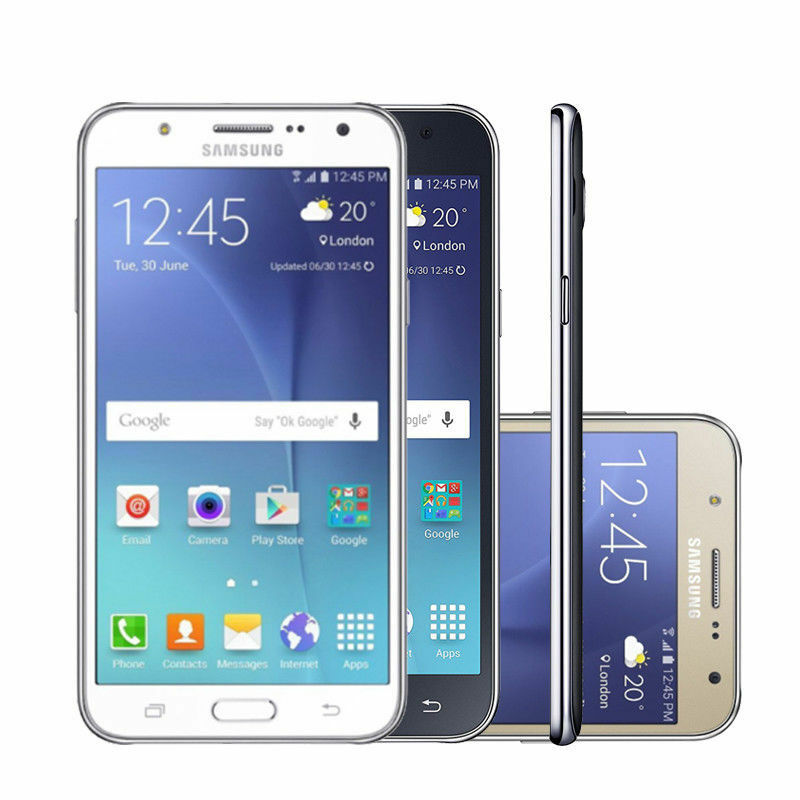 "Android Phone - Samsung Galaxy J7 SM-J700 5.5"" Unlocked Octa-core 16GB 13MP Android Smart Phone"