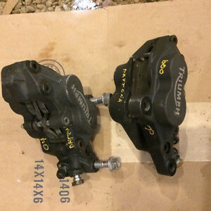 Triumph Daytona Speed Four TT600 Speed Triple brake caliper