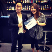 Become a Certified Bartender at Calgary's #1 Bartending School