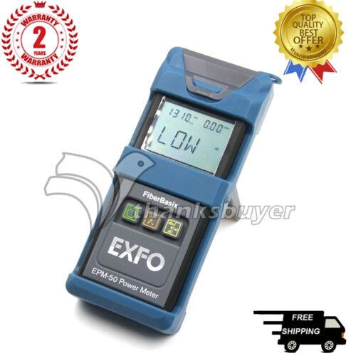 EXFO EPM-53 Optical Power Meter Tester 850-1550nm 10~-60dBm