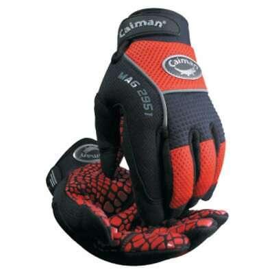 Caiman Silicon Grip Gloves 710927295150