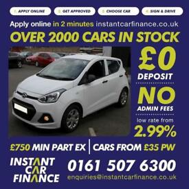 Hyundai I10 S Air Hatchback 1.0 Manual Petrol LOW RATE FINANCE AVAILABLE